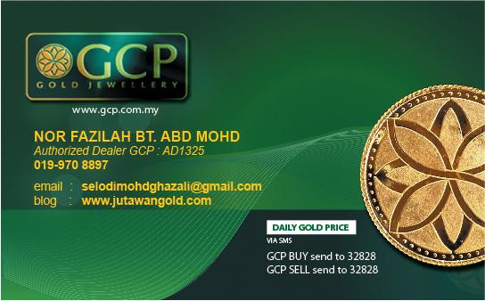nor fazilah abd mohd dealer gcp