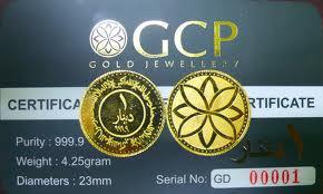 pelaburan emas