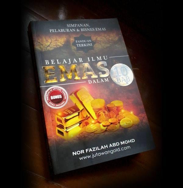 buku belajar ilmu emas hadiah dealer