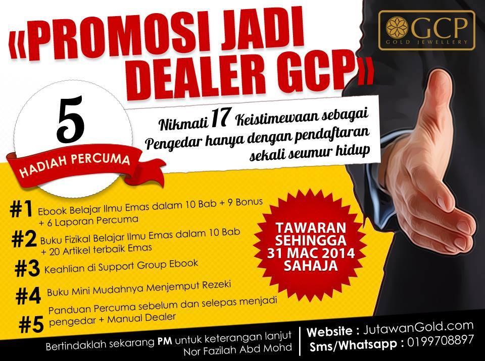 daftar dealer GCP